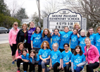 Girls on the run: Program promotes fitness and recreation for Mt. Pleasant Elementary students